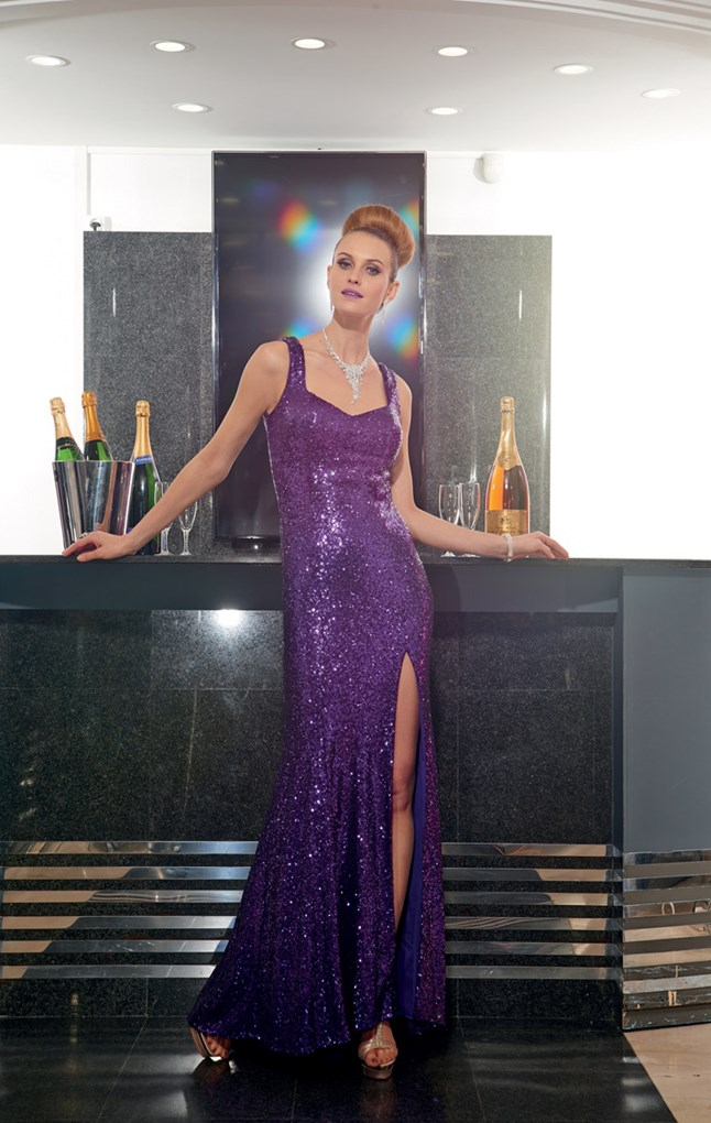 First Lady, Rhum violet