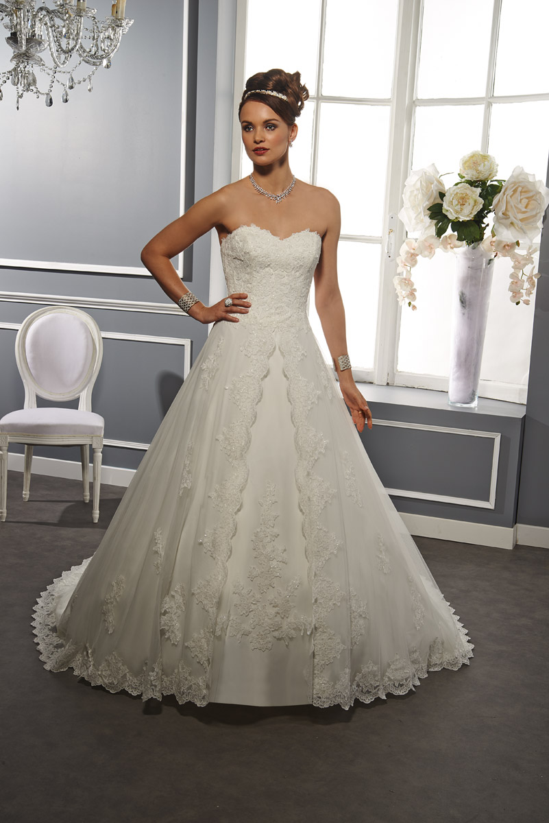 tomy mariage collection 2017 modle karla - Tomy Mariage Prix