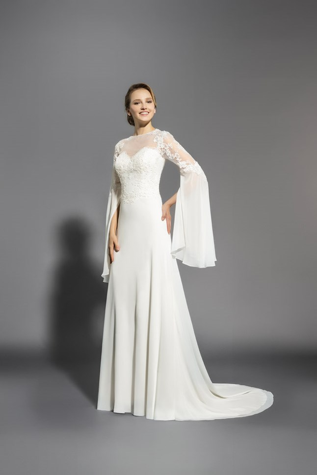 Couture Nuptiale, Paz