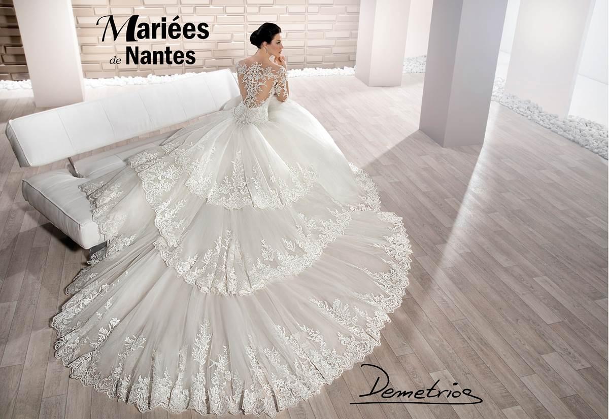 Magasin robe de mariee sur nantes