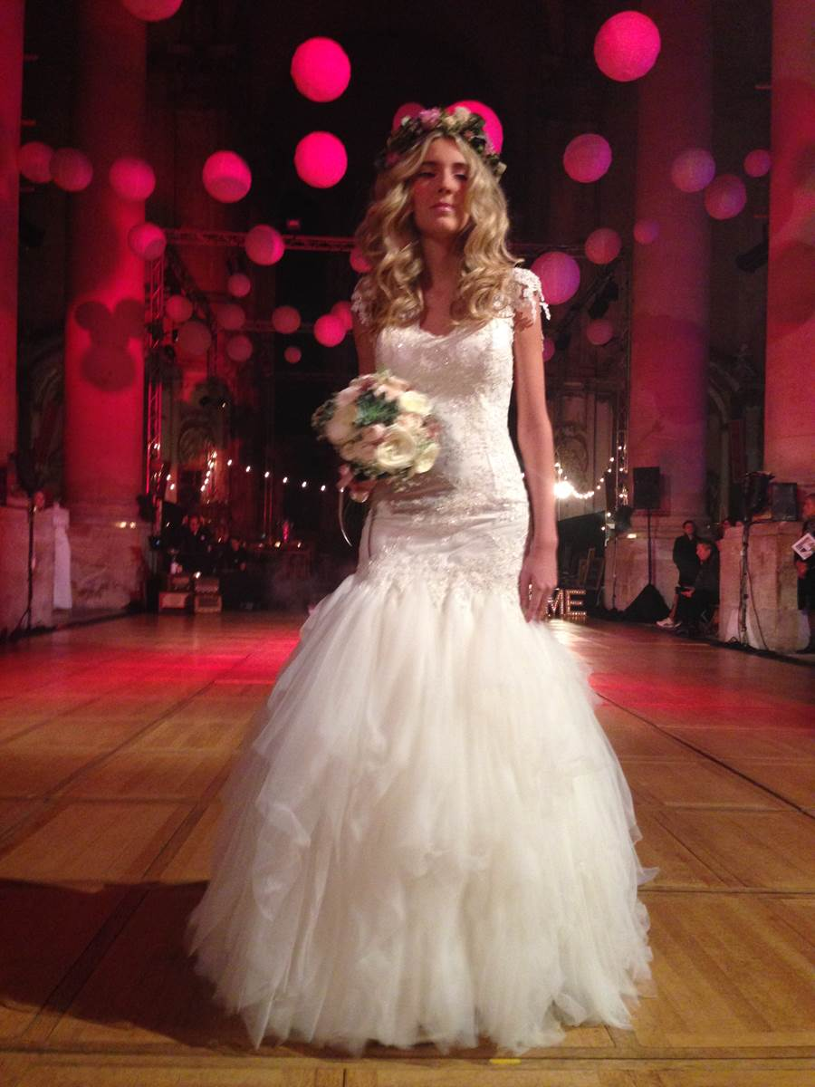 Robe de mariee sur mesure metz