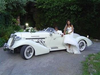 Location de voiture mariage