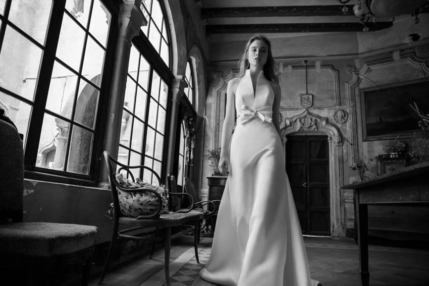 Le chateau robe mere dela mariee