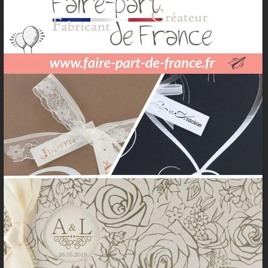 Faire Part De Francefr Faire Part De Mariage